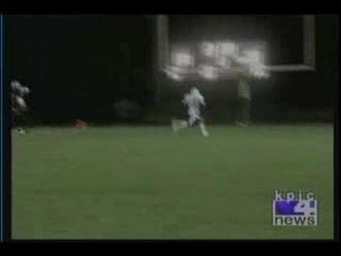 Sutherlin Football's Lee Becker