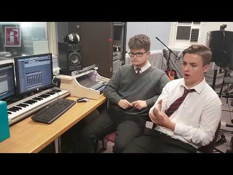 Radyr - Music Technology A Level