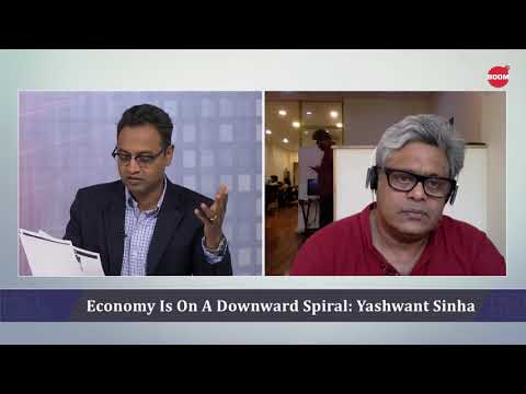Yashwant Sinha Vs Jayant Sinha: Who Is Right About The Economy?