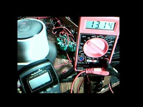 Matrix Le Free Energy TV