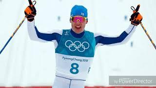 Iivo Niskasen olympiakulta (PyeongChang 2018)