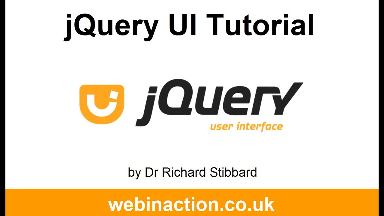 jQuery UI tutorial Lesson 3 - Click to remove item from one list and add to  another