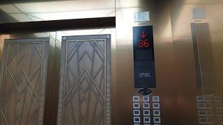 서울특별시 용산구 용산동5가 파크타워 미쓰비시엘리베이터…