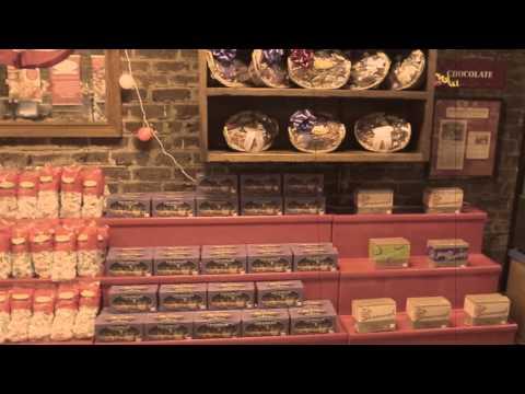 River Street Sweets, Savannah GA Store Tour