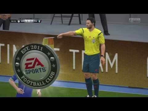 Germany vs Italy Euro Cup 2016 Quarter Final Live PS4 Broadcast Livestream