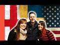 SWEDISH VS ENGLISH - Language Challenge icklenellierose & Echo Gillette