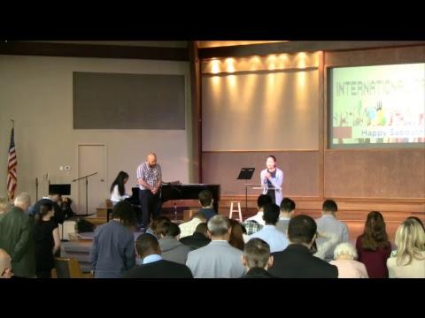 "Auburn Adventist Academy Church April 14, 2018 Sermon: ""Positive or Negative"" Ivy Lu, Junior at AAA"