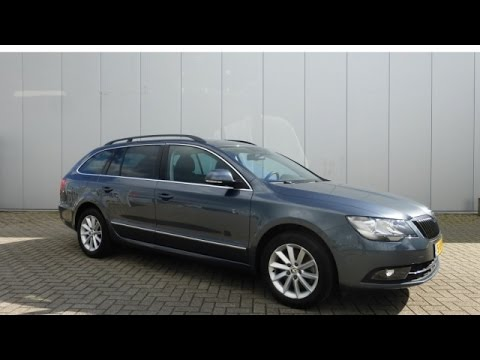 skoda superb combi 1 8 tsi ambition business youtube. Black Bedroom Furniture Sets. Home Design Ideas