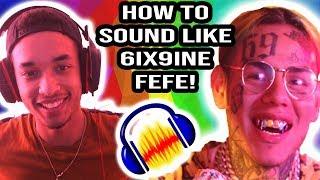 How to sound like Ghostemane! Audacity Tutorial!