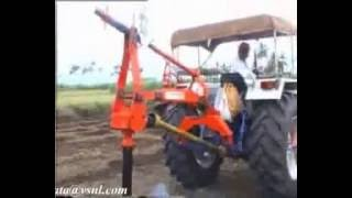 Hole Digger - Farm Implements India Private Limited