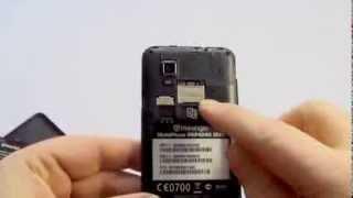 Prestigio Multiphone 4040 Duo Hands On Test - Deutsch / German ►► notebooksbilliger.de