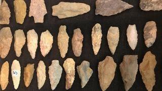 Strange Inheritance: Indian Arrowheads