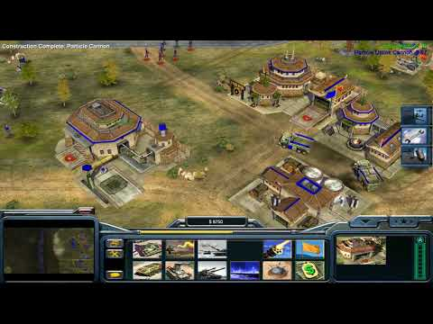 Command and Conquer: Generals - USA 07