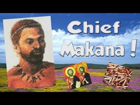 Chief Makana: South African Hero