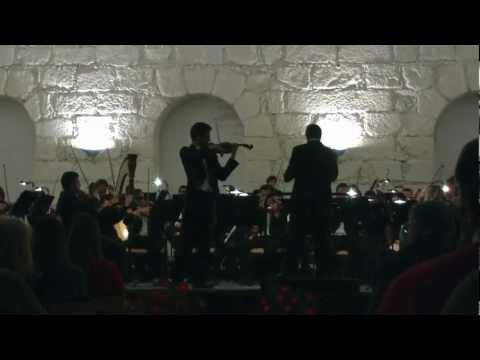 P. I. Tchaikovsky Violin Concerto Canzonetta: Andante