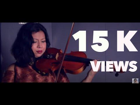 Ek Dil Ek Jaan  Violin Cover  Kushmita Kc  Padmaavat Shivam Pathak  Deepika Padukone