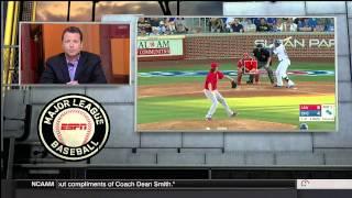 MLB: ANA AT CHN - March 26, 2015