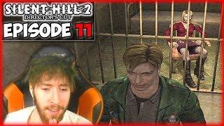 Silent Hill 2 Let's Play Episode/Part 11 Gameplay Walkthrough Blind [4K PS2 60FPS]Commentary Facecam
