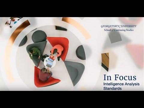 In Focus | Intelligence Analysis Standards