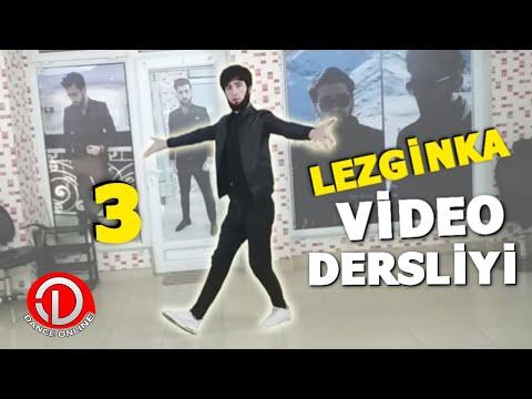 LEZGİNKA Reqs Dersleri - 3'cu Dərs #DanceOnlineSchool ►Школа Лезгинки