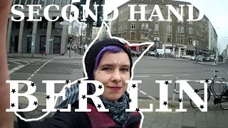 Путешествия в одиночку | Секонд-хенды Берлина | Vlog 2