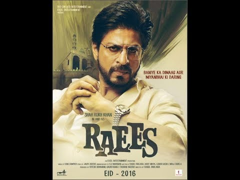 Raees Full Movie 2017 HD | Shah Rukh Khan...