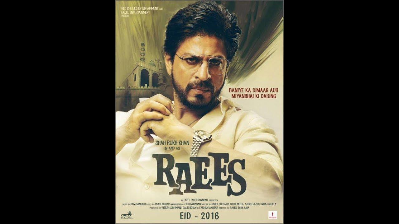 Raees Full Movie 2017 Hd Shah Rukh Khan Mahira Khan Nawazuddin