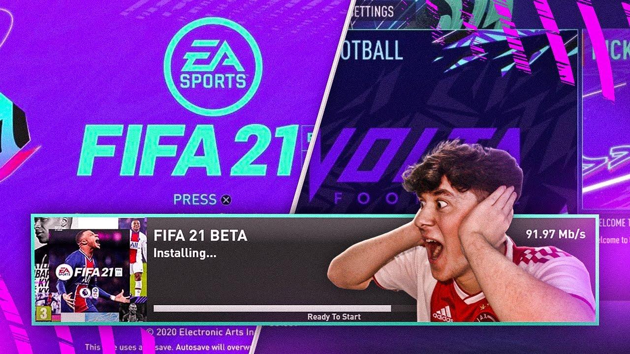 ?ALERTA? EA SPORTS estará DANDO la BETA FIFA 21 esta SEMANA!!? FIFA 21 BETA *COMO CONSEGUIRLA*?