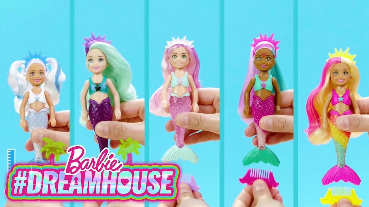 Barbie #DreamHouse Marathon | Part 2 (Episodes 6-10) | #DreamHouse Episode | @Barbie