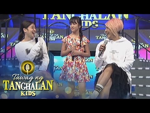Tawag ng Tanghalan Kids: Anne's contagious laugh