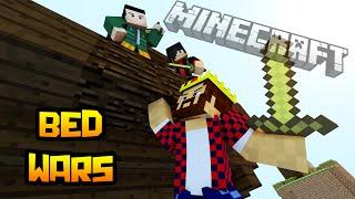 РАНО РАДУЕТЕСЬ - Minecraft Bed Wars (Mini-Game)