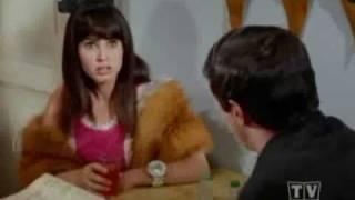 """Donna Loren as """"Susie"""" on """"Batman"""" (The Diner) 3/66"""