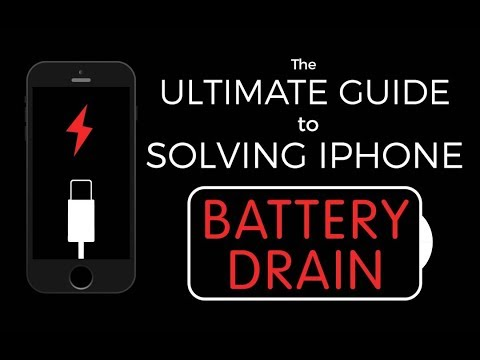 how to fix iphone Battery Draining Fast After Update all ios  iPhone [Fixed]