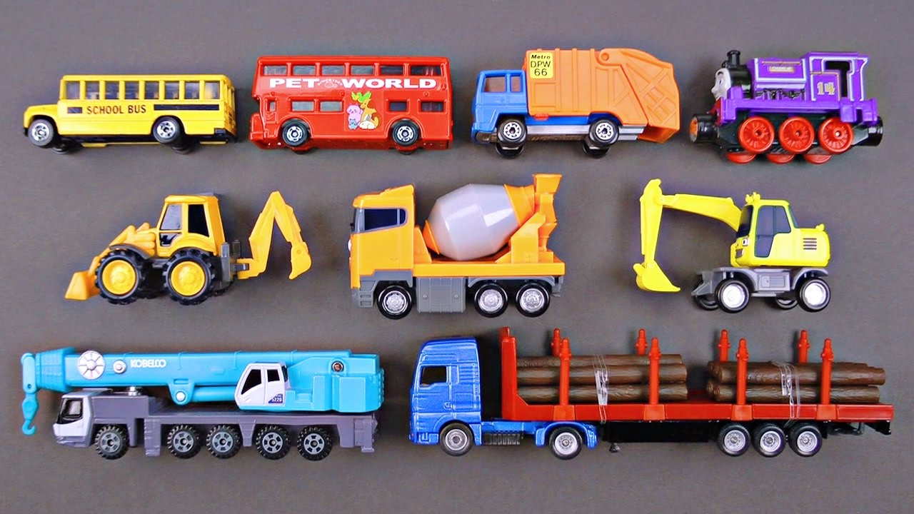 Best Toddler Learning Videos Cars Trucks Street Vehicles