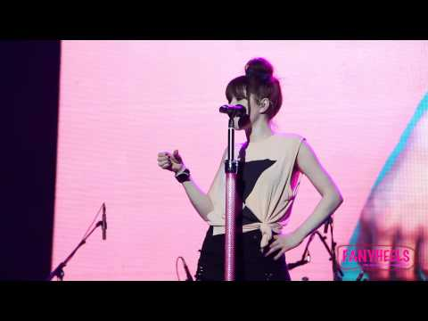 [FANCAM] 130524 Sweetie Carly Rae Jepsen in Singapore