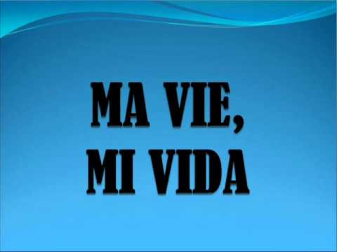 Jose Jose - Ma Vie