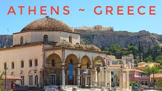 ATHENS ~ GREECE 🇬🇷 《Part 2》