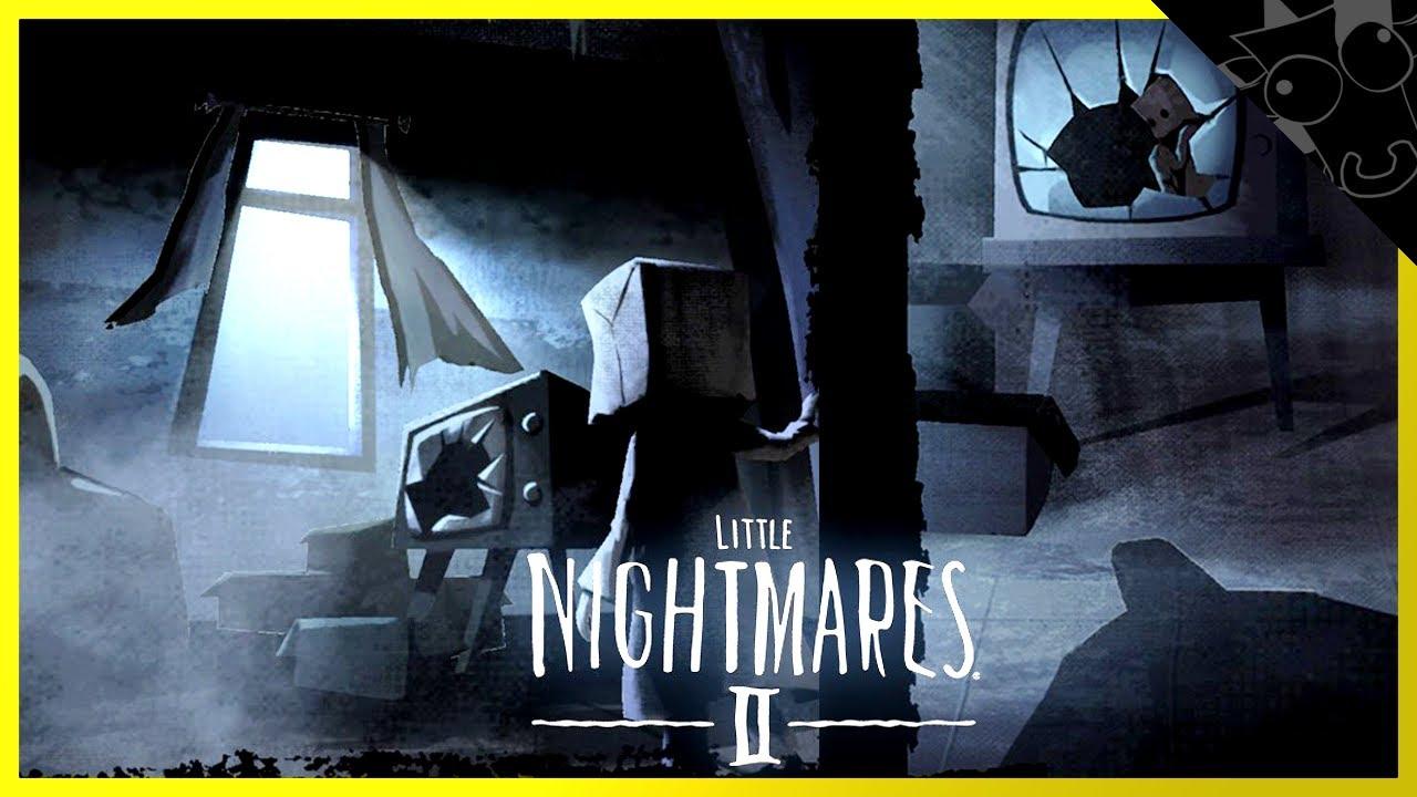 IMAGENS OCULTAS NA TV! TEORIA LITTLE NIGHTMARES 2