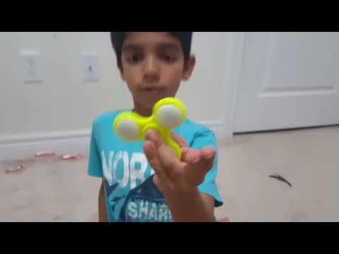 Fidget Spinner by Pratas