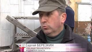 На территории мукомольного завода облагородили памятник погибшим заводчанам в Великой Отечественной