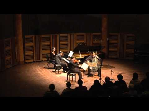 Lyrebird Trio - Robert Schumann Piano Trio No.2, op.80 F major, Live Performance