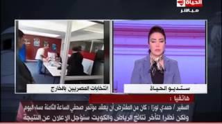 الخارجية: تأجيل إعلان نتائج تصويت المصريين بالكويت لطل إلكتروني