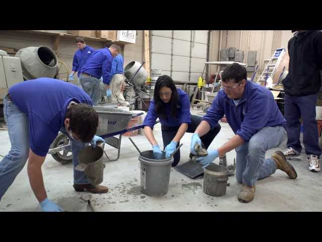 Concrete Industry Management | Middle Tennessee State University