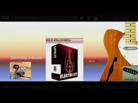 Electri6ity Telecaster