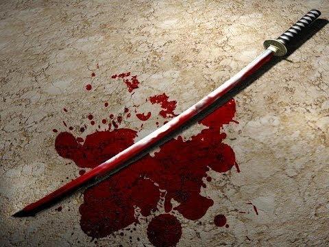 Image result for sword bathed in blood
