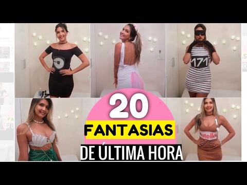 20 FANTASIAS DE ÚLTIMA HORA PARA O CARNAVAL | Tuilla Barros
