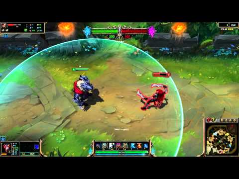 Marauder Warwick Skin Spotlight - League of Legends