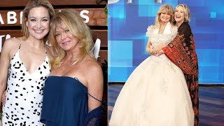 Kate Hudson Inv-ited Goldie Hawn To Dance, And The Way They Moved Made The Audience Go M..ad