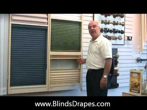 Cellular Shades | Cel Shades | Blinds Drapes