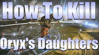 Destiny - How To Kill Oryx
